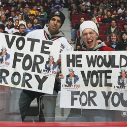 Vote for Rory